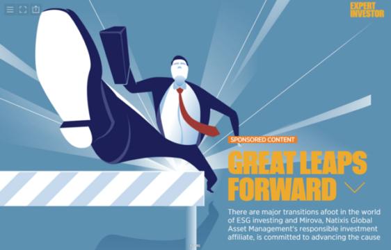 Great leaps forward