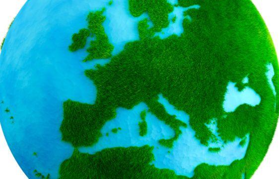 Globe Europe green