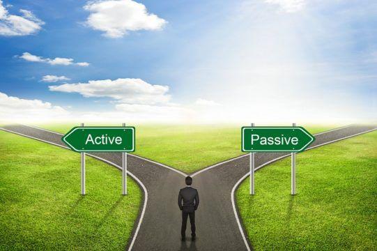 Active strategies overshadow passive for European investors