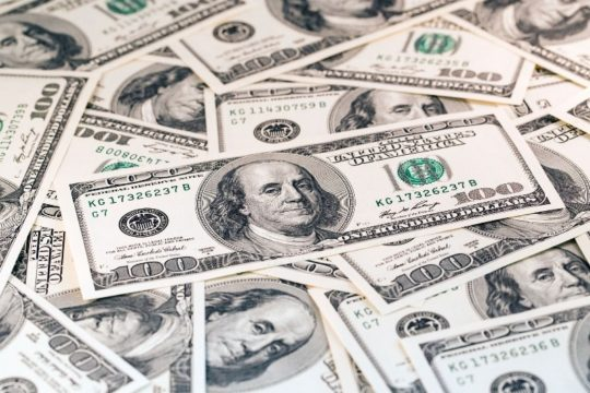 Dollar beats sterling as money market funds start 2018 strongly