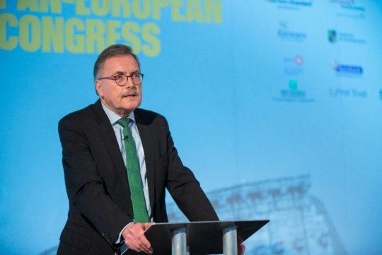Jurgen Stark Pan Euro Rome Congress 2018