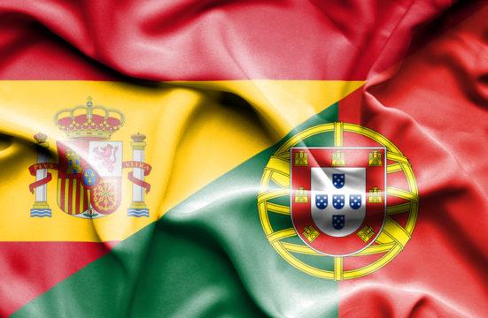 Iberian flags